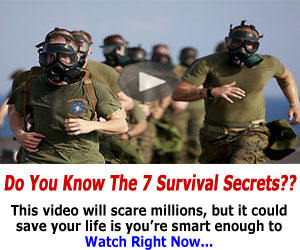 Must See Video - Family Survival Secrets