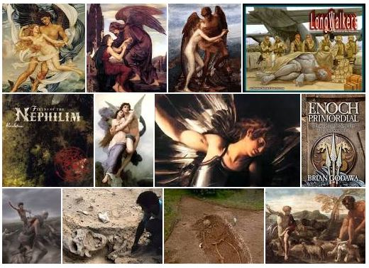 Nephilim Fallen Ones Giants